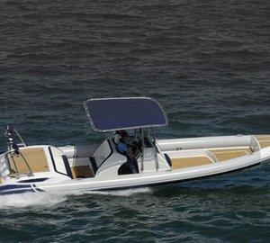 Scorpion Selene 97 T/T 120ft Benetti Yacht Sea Bluez survives a storm