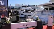 Sunseeker Yachts at Cannes Boat Show