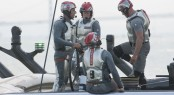 34th America's Cup - Louis Vuitton Cup Final, Day 3