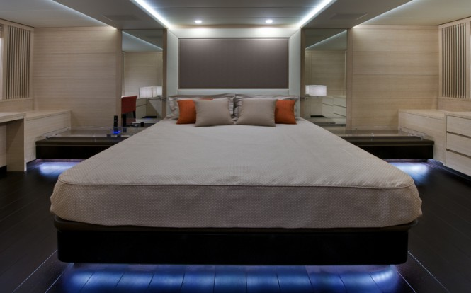 Luxury yacht Framura 3 - Cabin