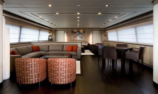 Luxury yacht Framura 3 - Interior