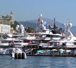 Veritais at the upcoming Monaco Yacht Show