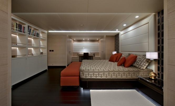 Superyacht Framura 3 - Cabin