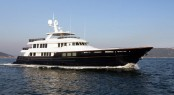 45m RMK Marine superyacht Karia to be displayed by Burger Boat at MYS