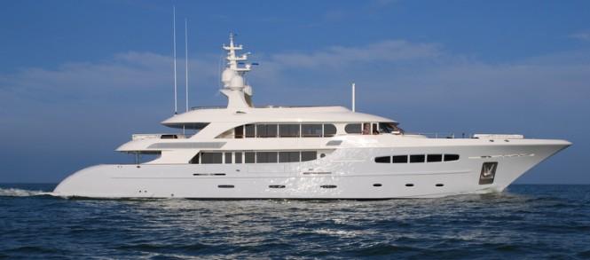 49m Acico superyacht Nassima