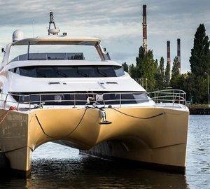 Sunreef Yachts launch new 70 Sunreef Power Yacht ETTY