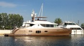 78ft superyacht NISI by NISI Yachts