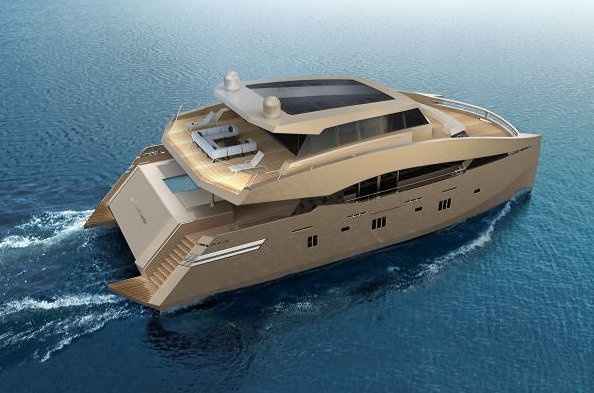 90 Sunreef Power Yacht Concept