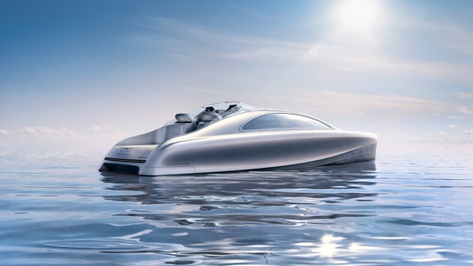 ARROW460-Granturismo yacht tender concept