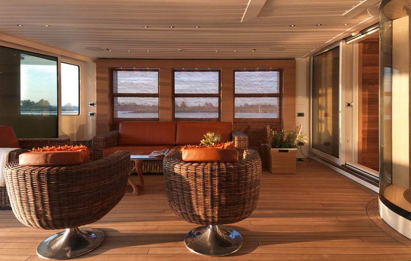 Art Line Yacht Interior Design : Aboard sofia yacht photo by dick holthuis —