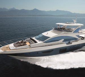 Benetti motor yacht Ocean Paradise and Azimut 80 yacht awarded at Cannes Boat Show