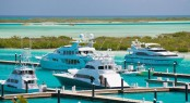 Blue Haven Marina in the breath-taking Caribbean yacht charter destination - Turks and Caicos