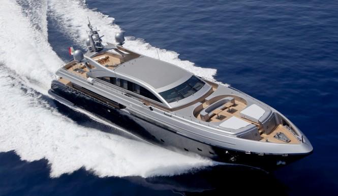 Codecasa 50s superyacht Framura 3 (hull C 120)