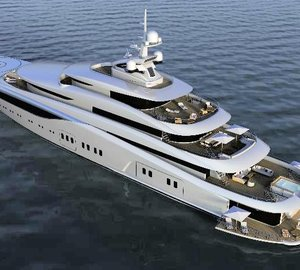 Dorries completes plus 80m platform based on engineering of motor yacht GRACEFUL