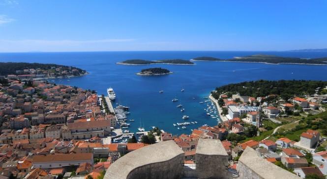 Hvar in Croatia