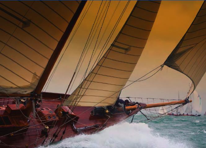 Image courtesy of Panerai Classic Yachts Challenge 2013