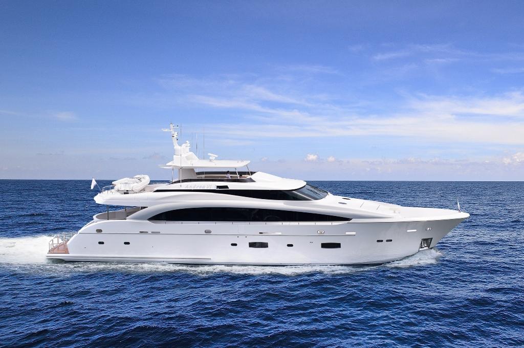 Luxury Motor Yacht Andrea Vi Yacht Charter Superyacht News