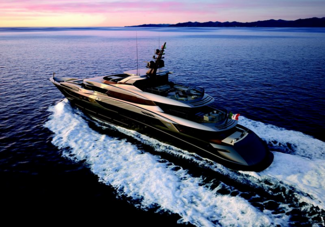 Luxury super yacht M60