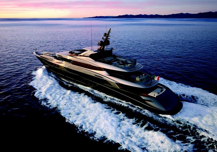 Luxury Super Yacht M60