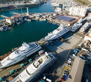 New superyacht crew training facility opened by The Nautical Academy in partnership with Marina Barcelona 92