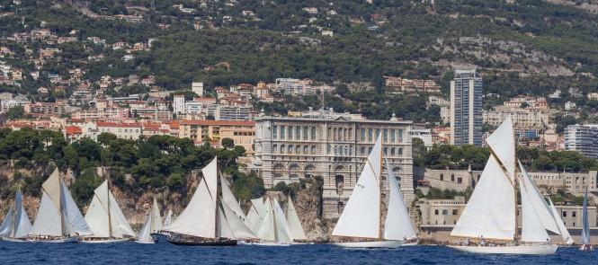 Monaco Classic Week 2013 Day 2 - Photo by Stefano Gattini/YCM