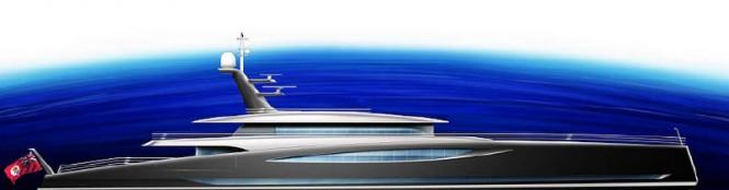 Motor yacht DART