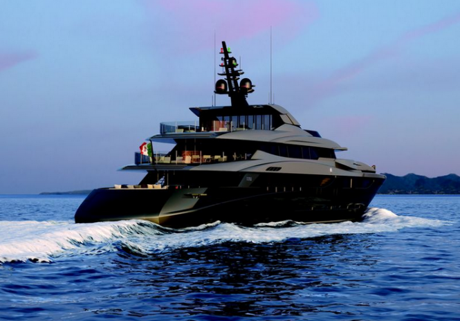 New 60m mega yacht Project M60