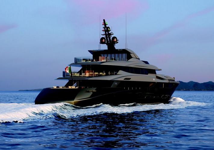 New 60m Mega Yacht Project M60
