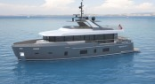 New Discovery 88 superyacht project by Kingship