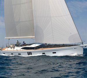 Humphreys-designed sailing yacht Oyster 825 to be launched next month