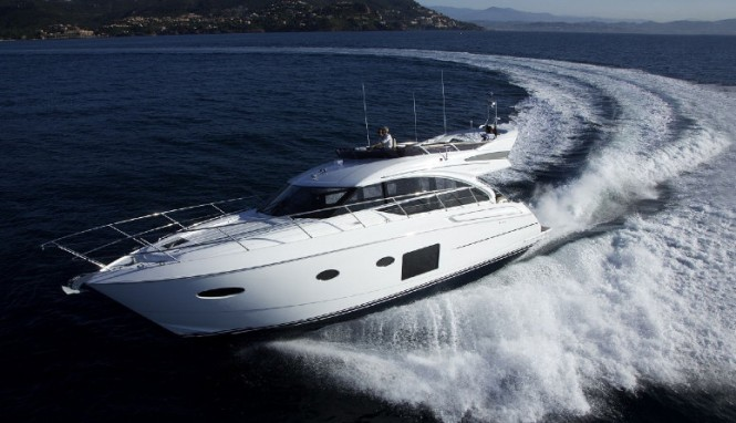 Princess 52 Yacht