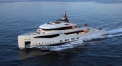 RMK 5000 Explorer Yacht Concept to be unveiled by RMK Marine and Hot Lab at MYS 2013