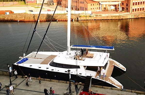 Sunreef 80 Carbon Line superyacht Levante