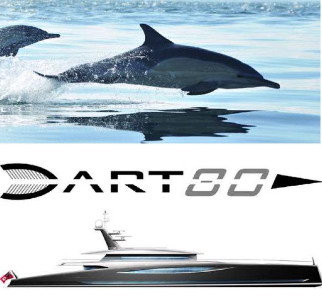Superyacht Dart80