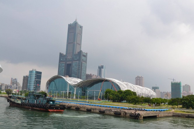 Taiwan International Boat Show 2014 to be held at the Kaohsiung Exhibition Cente from May 8-11