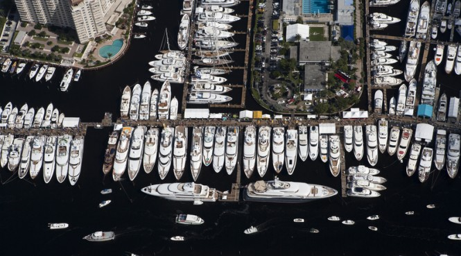 Fort Lauderdale Boat Show 2012 - Photo credit to Forest Johnson