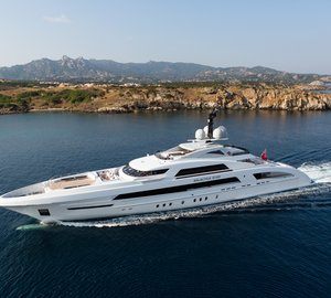 GALACTICA STAR superyacht receives multiple awards at MYS