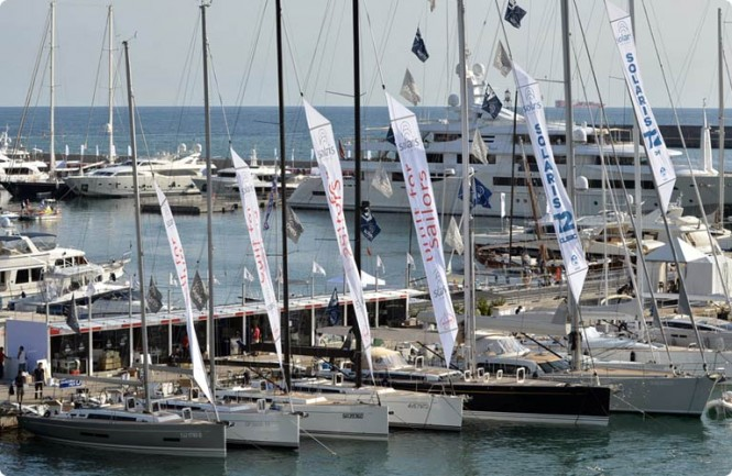 A huge success for Solaris Yachts at the Mediterranean Boat Shows