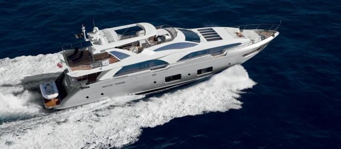Azimut Grande 100 Yacht