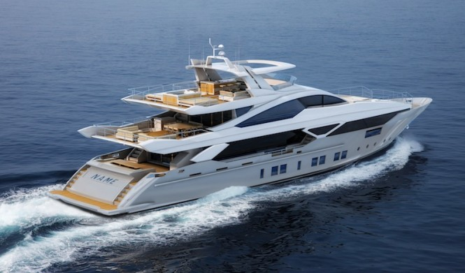 Azimut Grande 140 Yacht