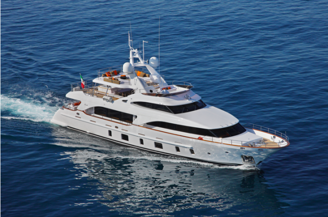 Benetti Tradition 105 Superyacht