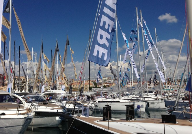 Cannes International Boat Show 2013