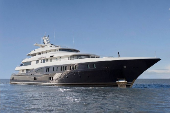 Charter yacht EXCELLENCE V