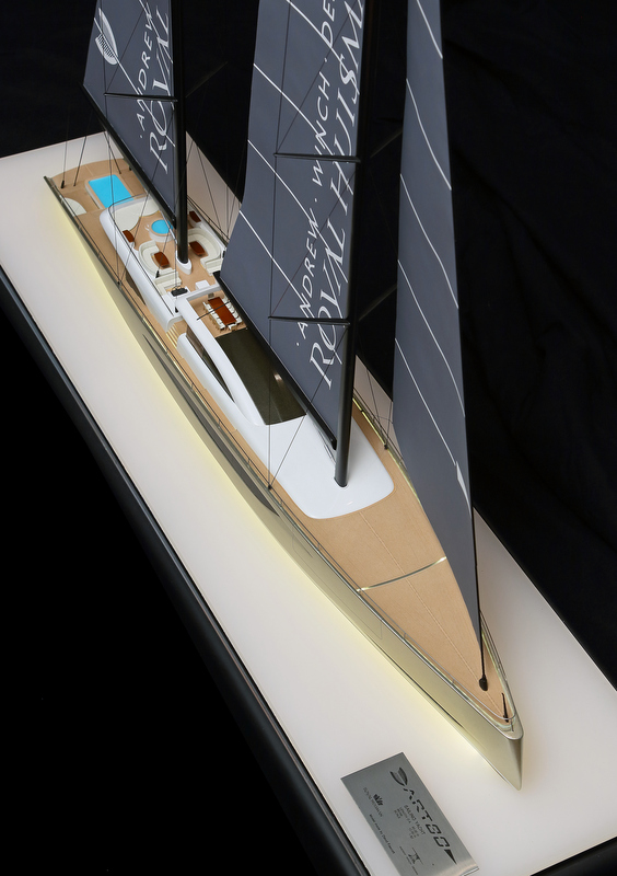 DART80 Yacht Concept