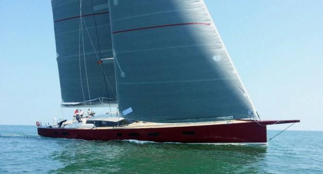 FC100 Yacht Nomade IV