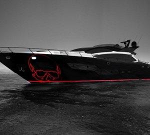 Black Legend Yacht Owner >> Sunseeker 101 Sport Yacht 'BLACK LEGEND' Build Party — Yacht Charter & Superyacht News