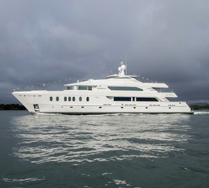 Seatorque contributes to exceptional performance of MCP motor yacht Raffaella II