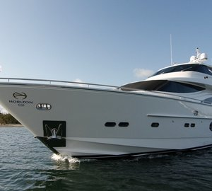 Horizon's Luxury Yachts on display at upcoming Ft. Lauderdale Boat Show