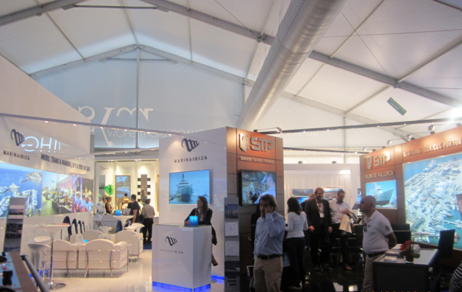IPM Group at the Monaco Yacht Show 2013