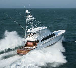 Jarrett Bay to display two of its largest yachts at Fort Lauderdale Boat Show 2013